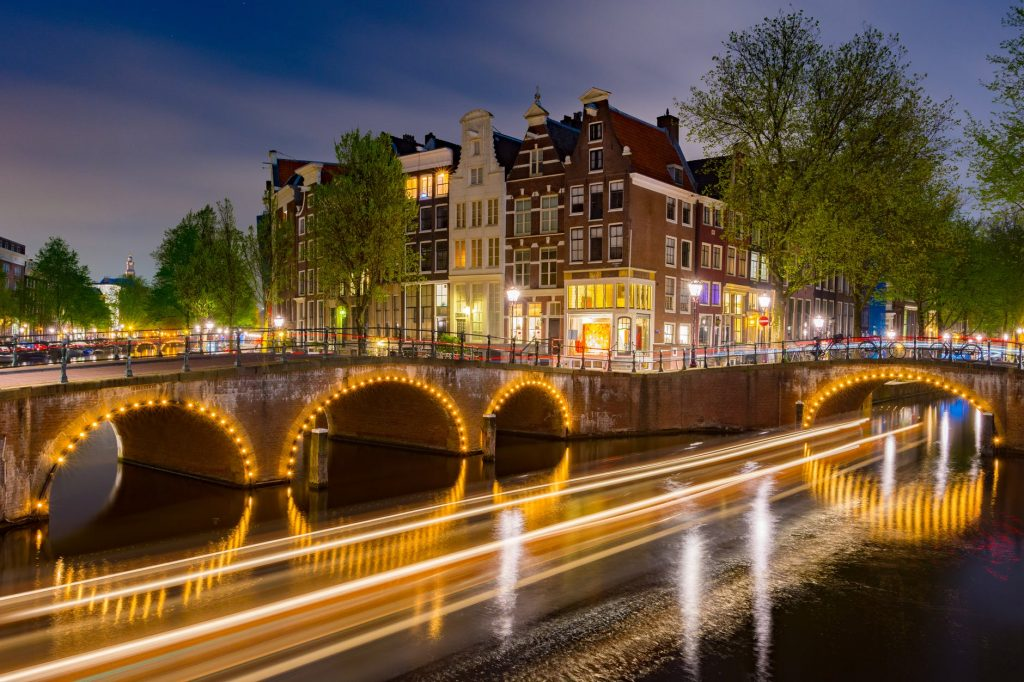 speeddaten in Amsterdam